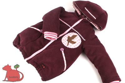 Winterjacke Cozy Von Kullaloo Roteratte De